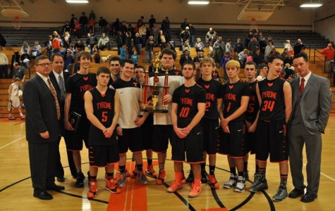 Tyrone wins its second consecutive Kiwanis Tournament; Brooks named tourney MVP