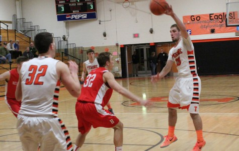 Golden Eagles soar over Bellefonte to improve to 16-2