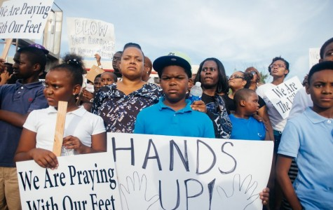 Editorial: Disarray in Ferguson