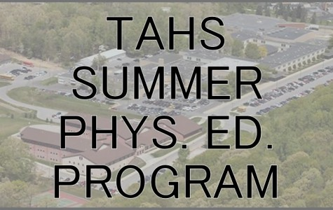 TAHS offers summer P.E. class for interested students