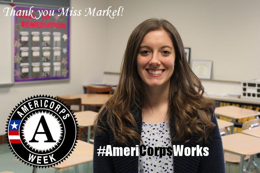 Teacher%2FAmeriCorps+volunteer+Chelsey+Markel+is+making+a+difference+at+TAHS