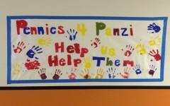 Annual 'Pennies for Panzi' fundraiser kicks off at TAHS