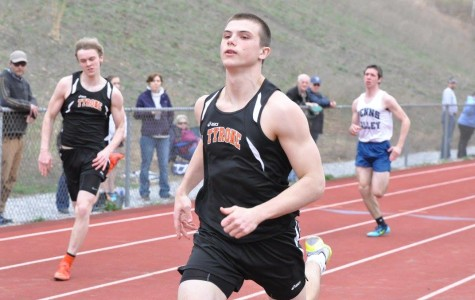 Getz breaks school record, boys track improves to 6-0-1