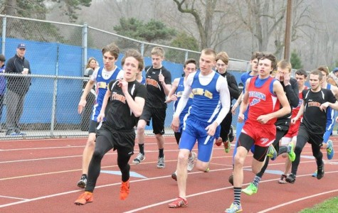 Tyrone and Bellwood boys track run to a 75-75 tie