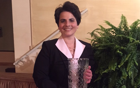 Tyrone ASD Curriculum Director receives W.I.S.E. Women of Blair County award