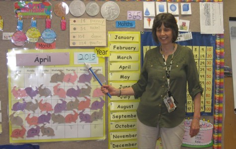 Kindergarten teacher Karen Raffetto to retire after 2014-2015 school year