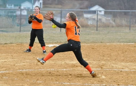 Christine homers in tough loss against Philipsburg