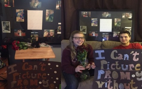 TAHS promposal contest: A picture perfect promposal!