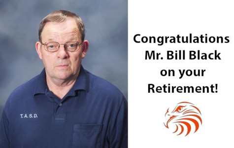 TASD custodian Bill Black retires after 14 years