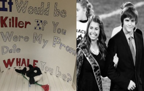 TAHS promposal contest: A whale of a promposal!