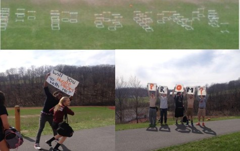 TAHS promposal contest: Hurdling to prom