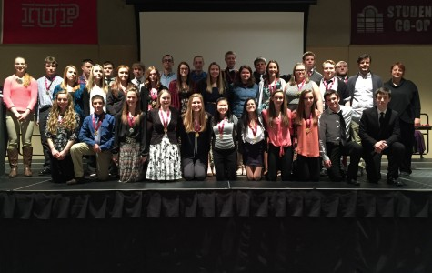 Sixteen TAHS students qualify for the National History Day State Competition
