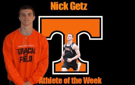 Athlete of the Week: Nick Getz