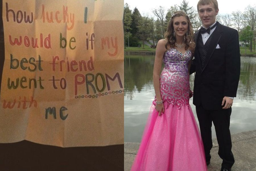 Tyrone eagle eye news promposals 2015 the complete list week 8 bailey and sam ccuart Gallery