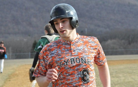 Tyrone bests Penns Valley 8-5 for second straight win