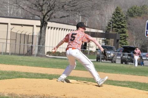 Sophomore lefty Brian Gunter baffled the Blue Devils hitters