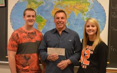 TAHS YAN Club raises $2K for Panzi Hospital in Congo