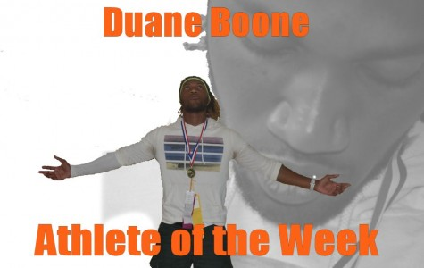 Athlete of the Week: Duane Boone