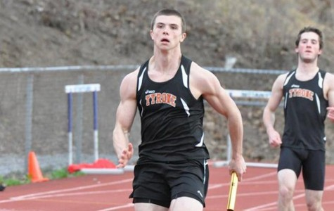 Boys track team brings home Mountain League championship