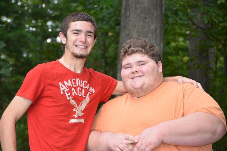 Zane Hertzler and Ryan Stringer