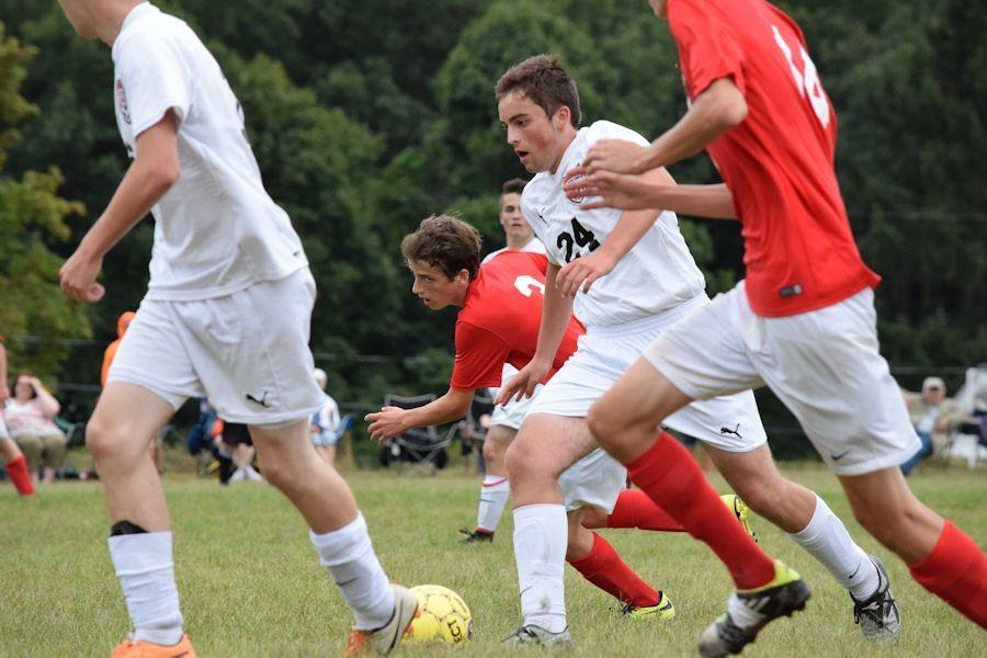 Boys Soccer defeats Central 3-1