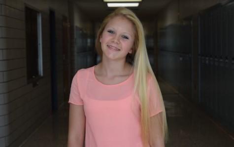Freshman of the Week: Haylee Blowers