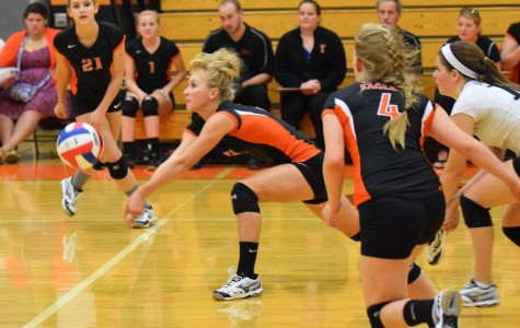 Tyrone volleyball falls to Huntingdon; defeats Clearfield 3-0