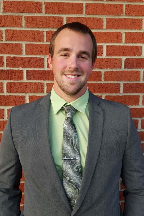 Instructor Nick Diehl