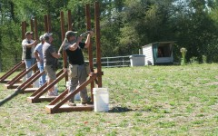 Tyrone FFA holds 3rd annual clay shoot