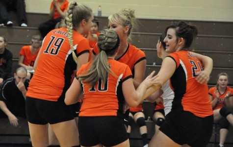 Tyrone girls volleyball shuts down Penns Valley in 3-1 set