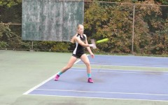 Another easy victory for Tyrone girls tennis vs. Huntingdon