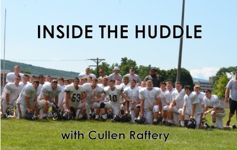 Inside the Huddle with Cullen Raftery: Week 4