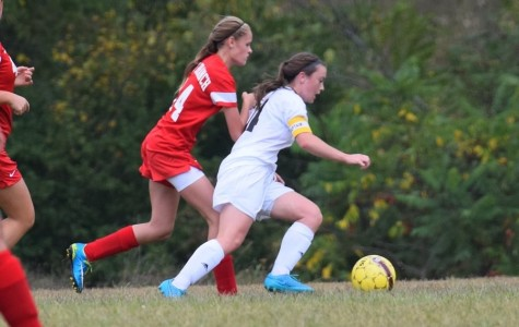 Lady Eagles rout BEA Eagles 6-1 in girls soccer