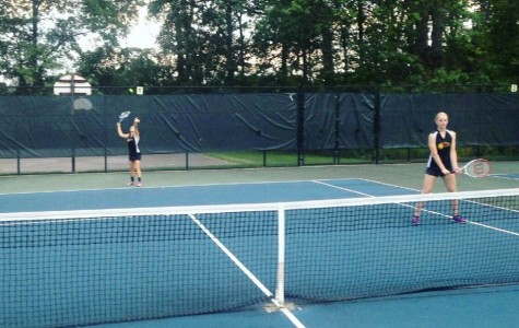 Doubles or nothing: Tyrone & Bellwood 'double up' for girls tennis