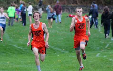 Kohler wins League Championship Meet; Cross Country squads finish strong