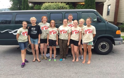 Tyrone youth travel to Baltimore to help a city in need