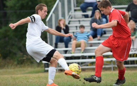 Tyrone boys soccer improves to 6-5 with 2-1 win over Central