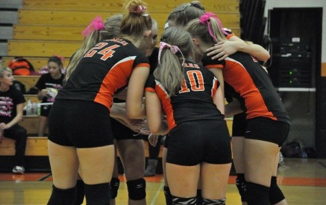 Tyrone volleyball falls to PO, breaks record in defeat