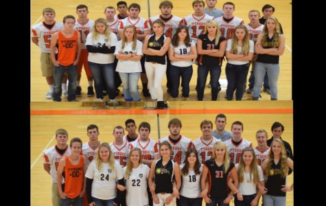 Meet your 2015 TAHS fall senior athletes