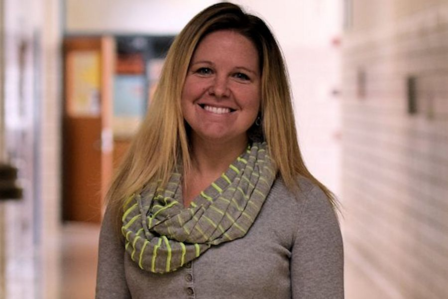 Renaissance January Teacher of the Month: Mrs. Anderson