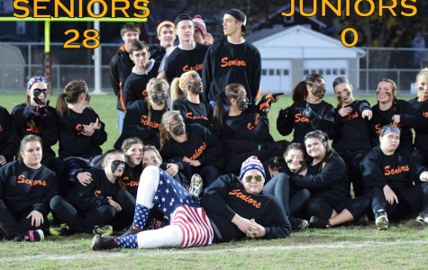Senior Moment: Class of 2016 beats the Juniors 28-0 in annual Powderpuff game