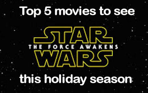 Top 5 movies to see this holiday season
