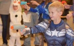 Second annual TAHS Halloween event draws 675 visitors