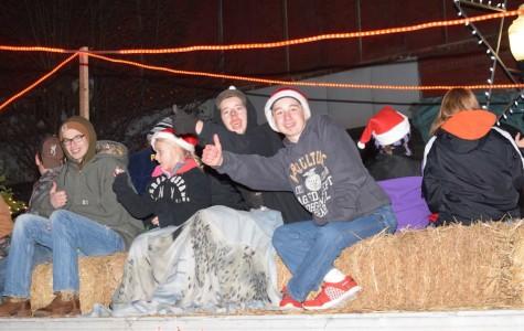 Tyrone Christmas Parade photo slideshow
