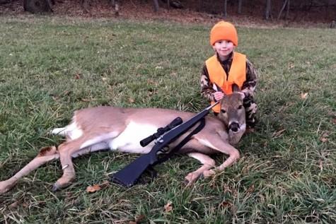 Oh Deer! Whitetail Season is Underway