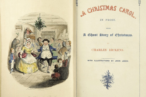 Holiday Book Review: A Christmas Carol by Charles Dickens