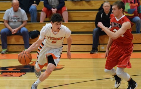 Tyrone boys take a bruising from the Bisons of Clearfield