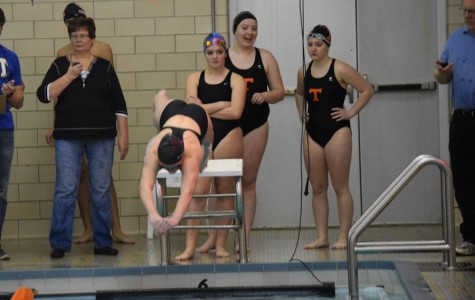 Tyrone Swimmers Work Hard but Lose Big to Clearfield