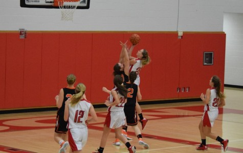 Lady Eagles take care of business against Clearfield