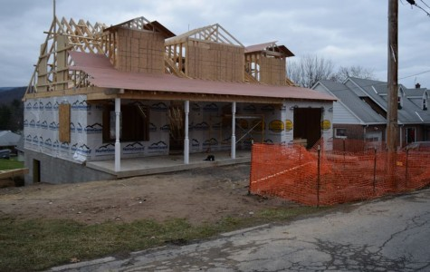 TAHS House Project Making Progress